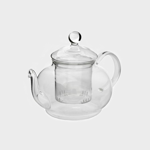 Eetrite Teapot with Infuser 600ml
