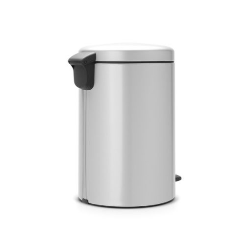 Brabantia Pedal Bin 20 Litre - Metallic Grey