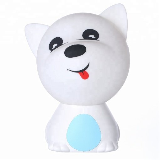 Smugg LED Silicone Doggie Night Light