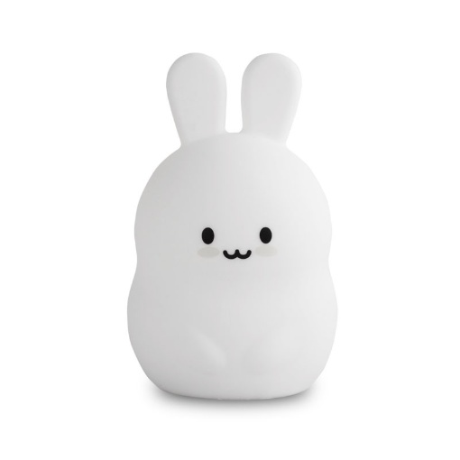 Smugg LED Silicone Bunny Night Light with Remote Control