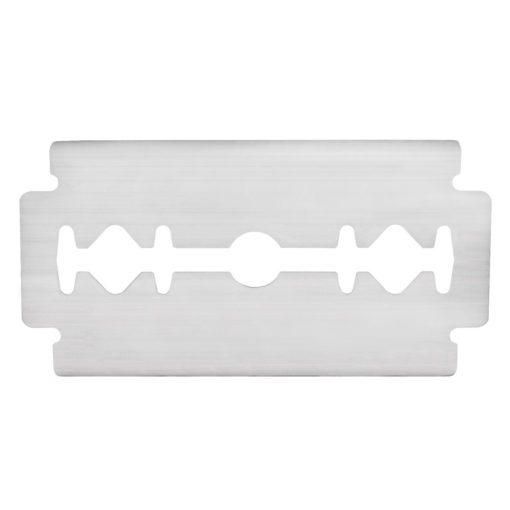 Q Shave Titanium Double Edge Razor Blades 3 Packs of 5 Blades