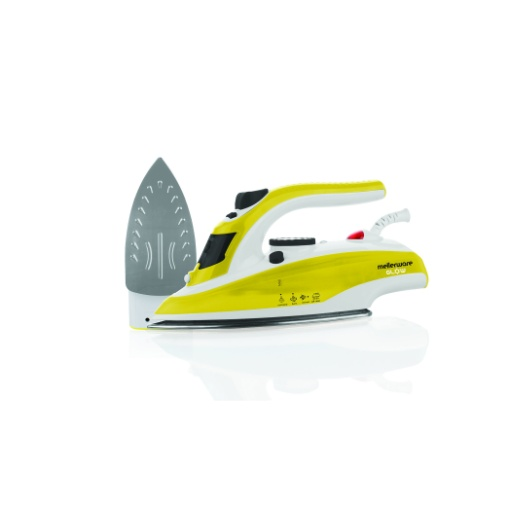 Mellerware Glow Iron Dry/Steam/Spray 2200W