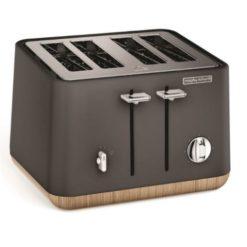 Morphy Richards 4 Slice Toaster Titanium