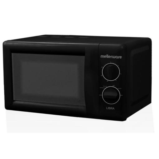Mellerware Libra Microwave 700W 20 Litre Black