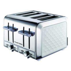 Russell Hobbs 4 -Slice Diamond Toaster