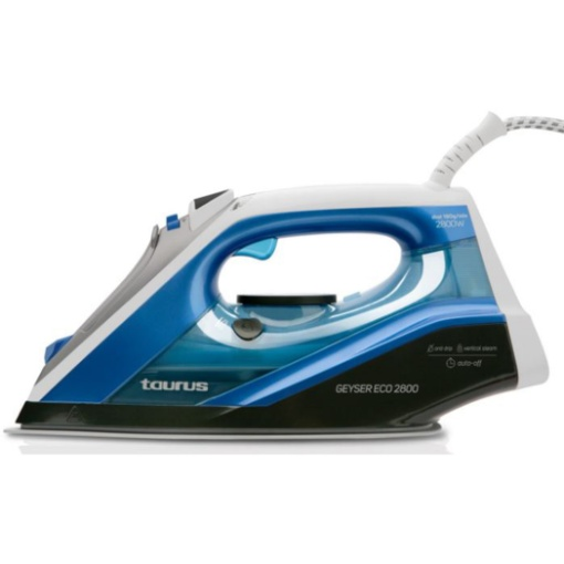 Taurus Geyser Eco Iron Steam/Dry/Spray 2800W