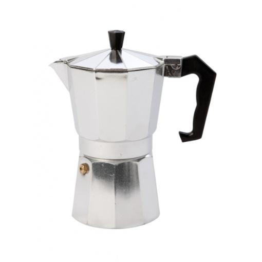 Eetrite Espresso Maker Silver - 6 cups