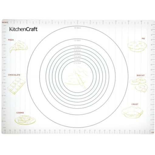 Kitchen Craft Pastry Rolling Mat
