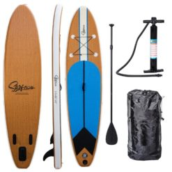 SurfNow SUP Stand Up Paddle Board Kit 11'