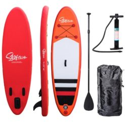 SurfNow SUP Stand Up Paddle Board Kit 9'