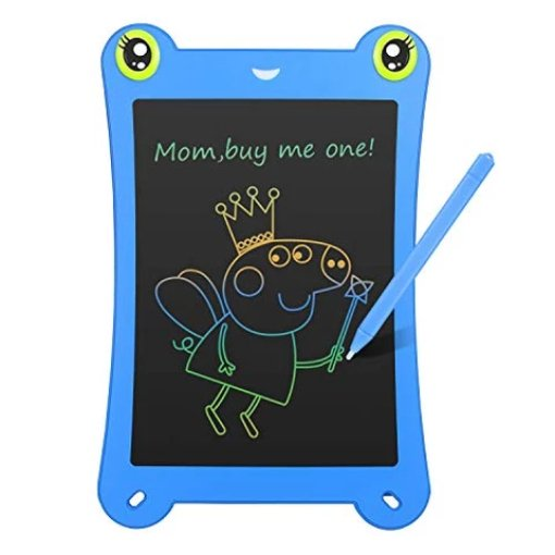 LCD Drawing Tablet Blue