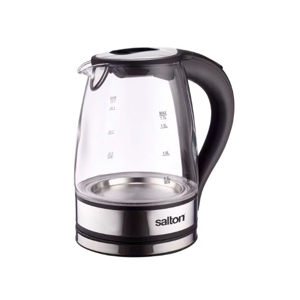 Salton Glass Kettle 1.7 Litre