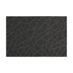 Maxwell & Williams Placemat Mosaic 45cm x 30cm Black