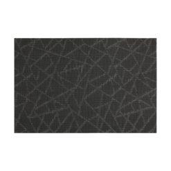 Maxwell & Williams Placemat Mosaic 45cm x 30cm Black