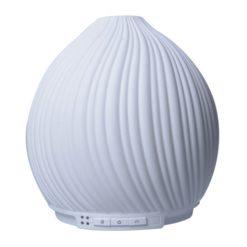 GreenLeaf Twirl Essential Oil Diffuser & Humidifier 400ml, White