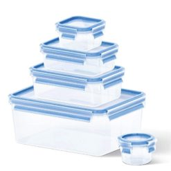 Tefal Food Storage Containers 5 Piece Set