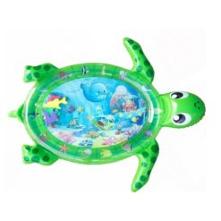 Tummy Time Turtle Water Baby Play Mat Inflatable