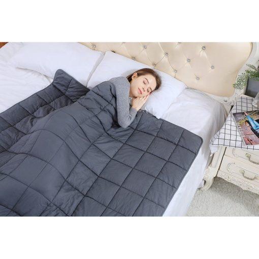 GreenLeaf Deluxe Kids Weighted Blanket Single Bed - 2,3kg