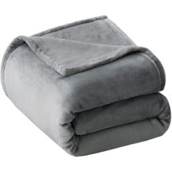 GreenLeaf Luxury Flannel Fleece Blanket