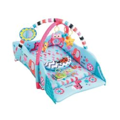 Time2Play Baby Activity Play Mat with Toys