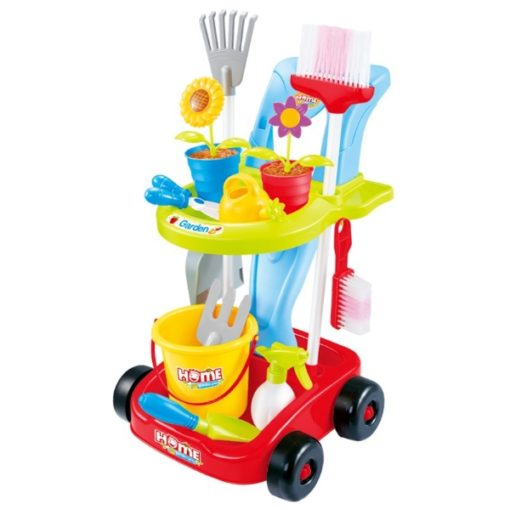 Time2Play Cleaning and Garden Play Set