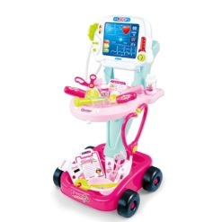 Time2Play Doctor Play Set with Trolley