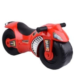 Time2Play Kids Ride On Motorbike Red