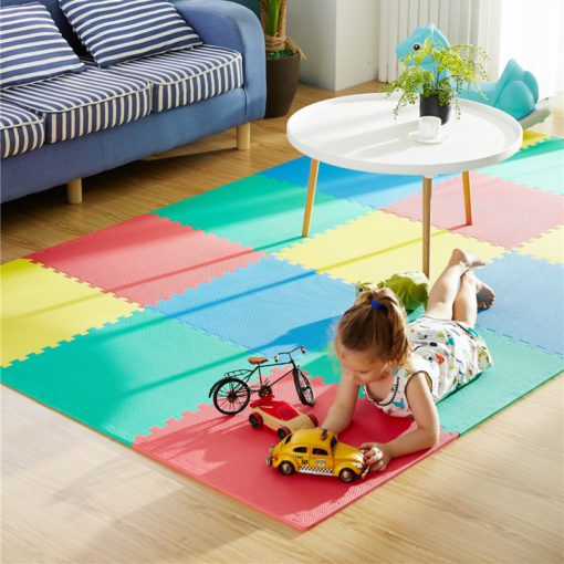 Time2Play Eva Foam Puzzle Play Mat 9 Piece