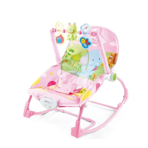 Time2Play Music and Vibrating Baby Rocker Chair Set