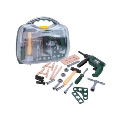 Time2Play Drill Tool Play Set