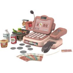 Time2Play Shopping Cash Register Play Set