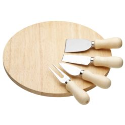 Kitchen Craft Cheese Board Serving Set 5PC