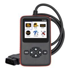 V500 OBD2 Truck Plus Car Scanner and Diagnostic Tool