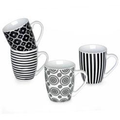 Eetrite 4 Pack Tokyo Mugs In Gift Box