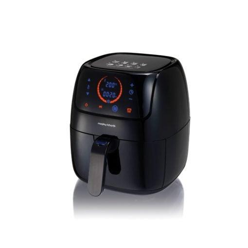 "Morphy Richards Air Fryer Digital Black 3L ""Health Fryer"""