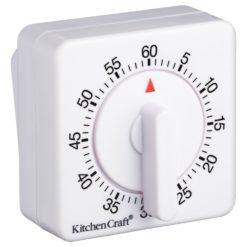 Kitchen Craft Wind Up Timer 1 Hour