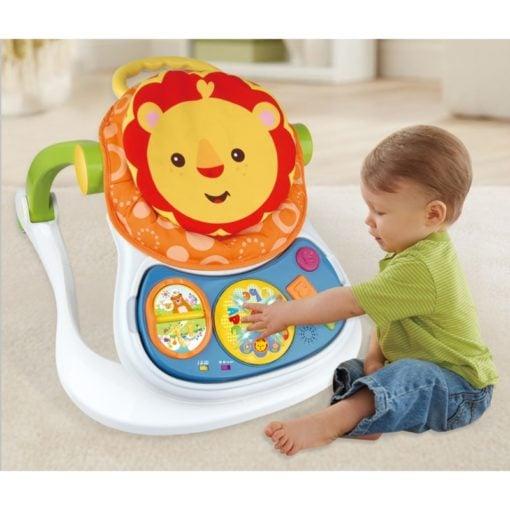 Time2Play Baby 4-In-1 Multi-Function Walker