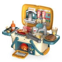 Time2Play BBQ Kitchen Play Set