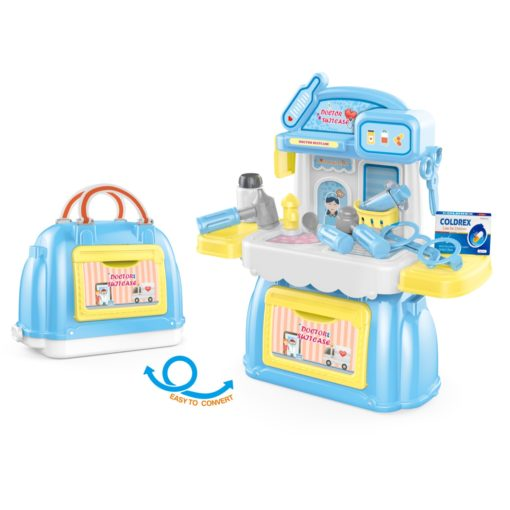 Time2Play Medical Doctor Handbag Play Set