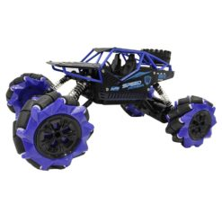 Time2Play Remote Control Stunt Cross Country Car Blue