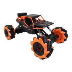 Time2Play Remote Control Stunt Cross Country Car Orange