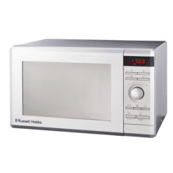 Russell Hobbs Electronic Microwave Silver 36L RHEM36G