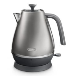Delonghi Distinta Flair Kettle Finesse Silver
