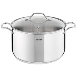Tefal Intuition Stainless Steel Stew Pot 36cm with Lid