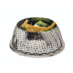 Kitchen Craft Steaming Basket Stainless Steel 28cm
