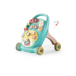 Time2Play ABC Baby Walker with Music Green