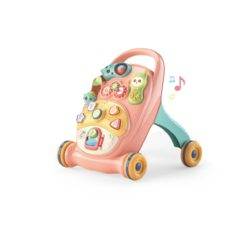 Time2Play ABC Baby Walker with Music Orange