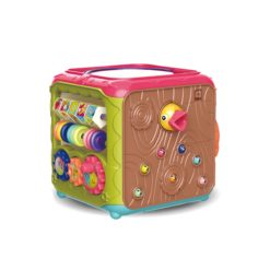 Time2Play Baby Multi Function Animal Activity Cube