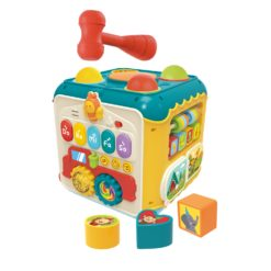Time2Play Baby Multi Function Activity Cube