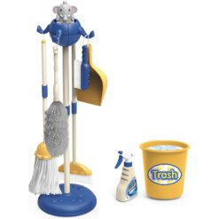 Time2Play Kids Cleaning Tool Play Set Blue